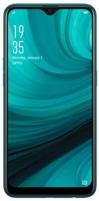 Oppo AX7 15,8 cm (6.2') 4 GB 64 GB Doppia SIM 4G Blu 4230 mAh