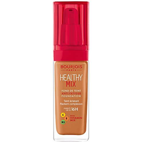 Bourjois Healthy Mix Fond de Teint Anti-Fatigue 60 Dark Amber 30 ml