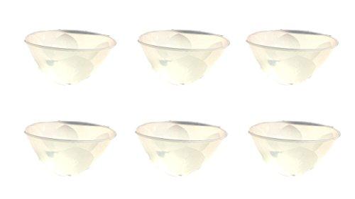 Schalen Set 6 teilig aus Müsli Schale - Müslischüssel - Dessertschale - Schale - Schüssel