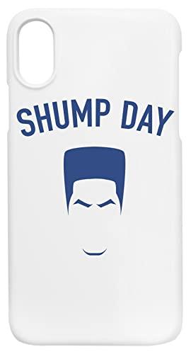 Shump Day iPhone X, XS Protector Carcasa de Telefono Protective Phone Case