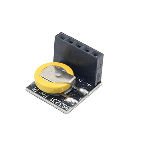 kexinda DS3231 High Precision Real Time Clock Module 3.3V/5V compatible with Arduino Raspberry Pi