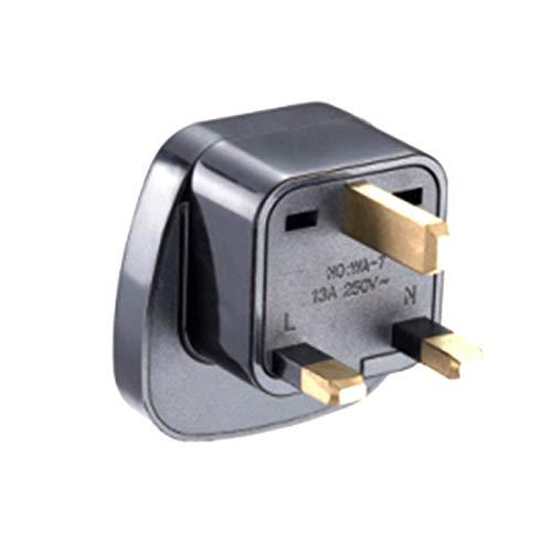 2018 Universal Travel Adapter AU US EU to UK Adapter Converter 3 Pin AC Power Plug Adaptor Connector UK Plug Type G