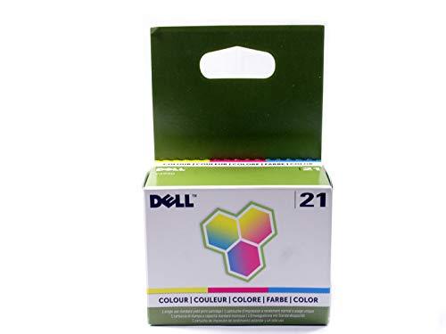 Genuine OEM brand name Dell Series 21 V313/V715 Clr Ink 3305274 (170 Yield) Y499D