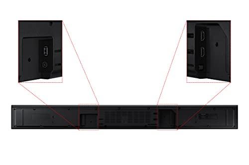 Samsung Soundbar HW-Q600A/ZF da 360W, 3.1.2 Canali, Nero