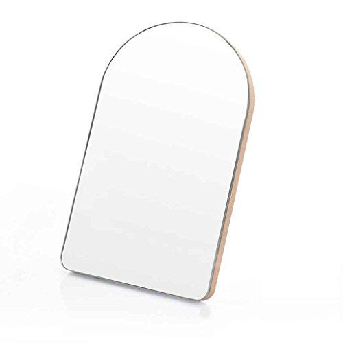 Miroirs De Maquillage HD Bureau De Bureau De Bureau Portable Mode Portable Simple Simple Grand De Beauté
