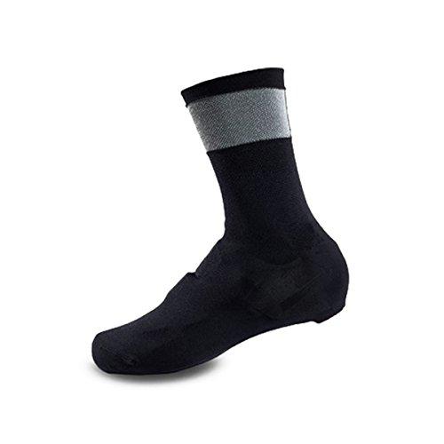 Giro Unisex– Erwachsene Knit Shoecover Fahrradbekleidung, Black, M