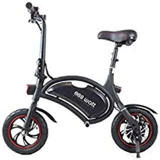ATAA Bicicleta - Moto eléctrica sin Pedales Ebike Mini Plegable de ...