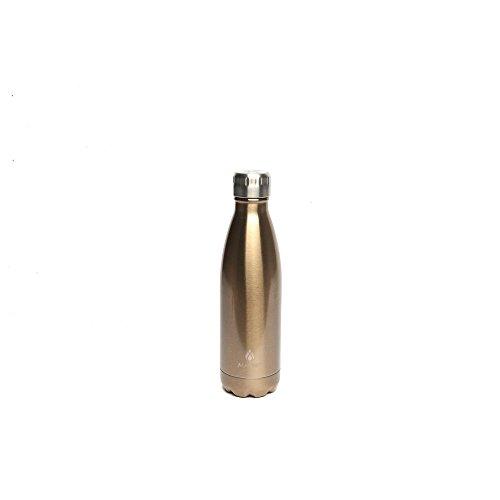Manna Vogue 43,2 ml Vakuumflasche, doppelwandig, vakuumisoliert, schweißfest und auslaufsicher, BPA- und bleifrei