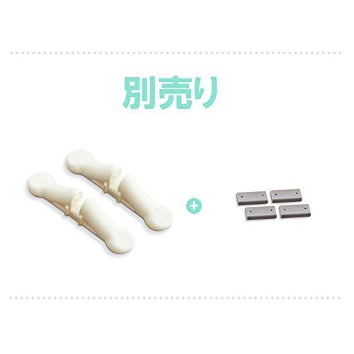 Caraz(カラズ)ベビーサークルベビーゲートマットセットパネル8枚148×148×60cmグレーホワイト