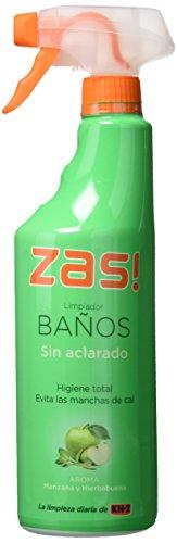 Zas! - Limpiador Baños Pulverizador 750 ml
