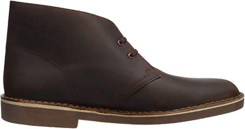 Clarks Men's Bushacre 2, Dark Brown, 9 W US