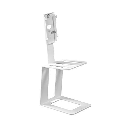 Desktop Speaker Stand for Bose UB-20 Series II, UTS-20 Series II, UFS-20 Series II Wall Mount Bracket for Lifestyle 600 ST535 ST525 ST520 535III 525III CM520 Desk Stand, White
