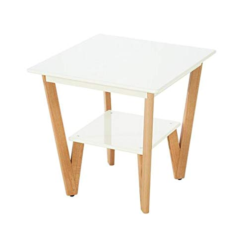 Lapdesks XUERUI Huishoudelijke Tafels Kleine Koffie Plank 58 cm Vierkante Telefoon/Zij/Lamp/Nachtkast/Einde Af en toe Tafel Duurzaam