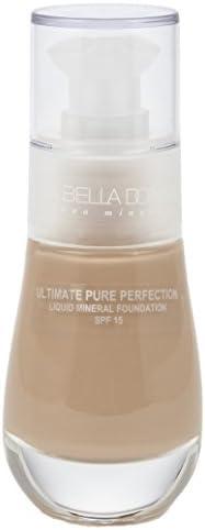 La Bella Donna Women s Ultimate Pure Perfection Liquid Mineral Foundation SPF 15 Caterina product image