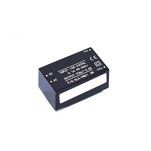 HLK—PM01 HLK—PM03 HLK—PM12 AC—DC 220V to 5V/3.3V/12V mini power supply module,intelligent household switch power module UL/CE,HLK—PM01