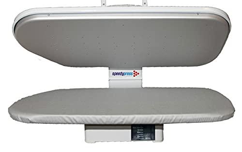 Copertura di ricambio per pressa da stiro e schiuma sottofondo per Speedypress Ultra XL, 90 cm (confezione da 3)