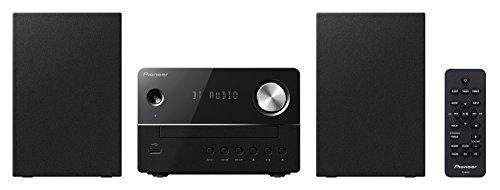 Pioneer - 10W Main Unit and Speaker System Combo Set - Black - X-EM26