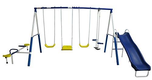 "XDP Recreation ""Playground Galore Swing Set"