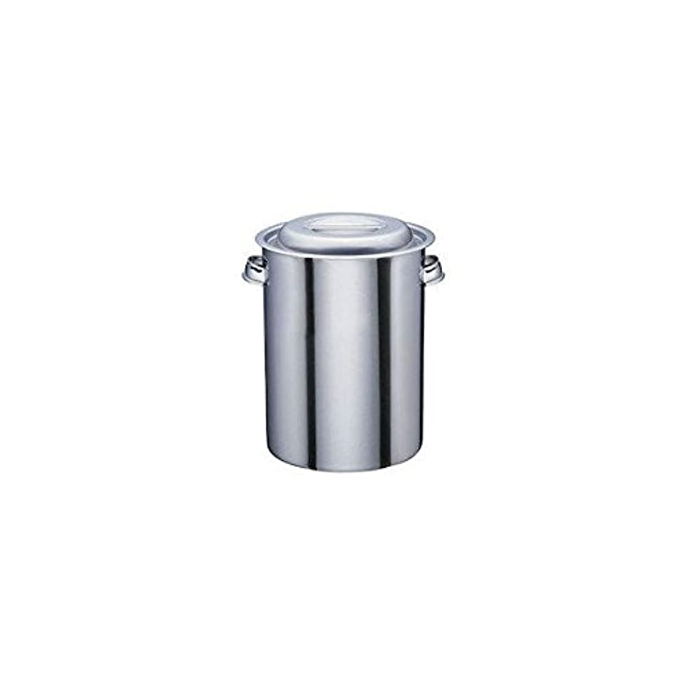 思春期きょうだいアパル大屋製作所 モリブデン鋼 深型タンク手付 18cm