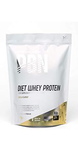 PBN Diet Whey Vanilla 1kg Pouch