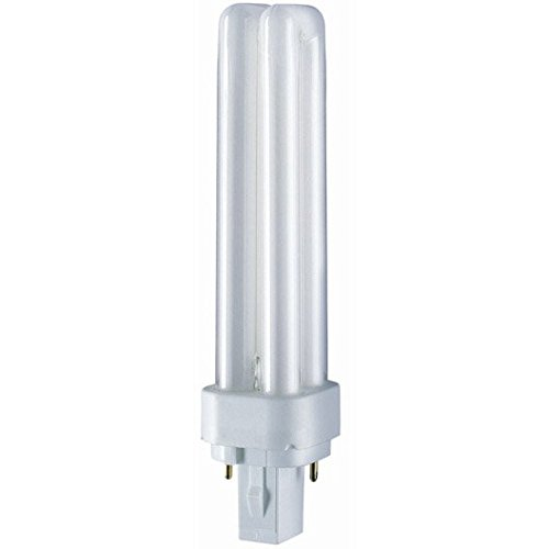 Osram Dulux D 18W/830Energiesparlampe 2-PIN Lampe–Warmweiß–G24d-2025704