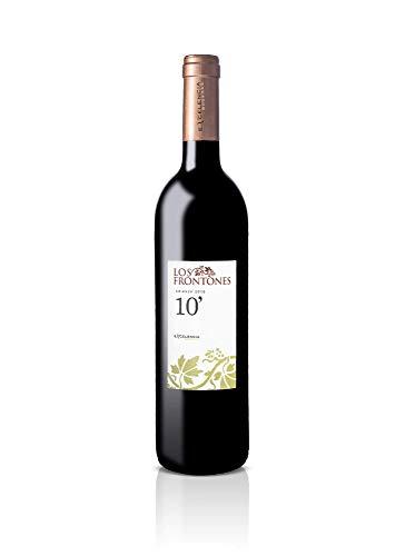 Los Frontones Vino tinto 2010 - 750 ml