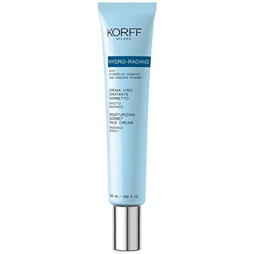 Korff Hydro Radiance crema idratante sorbetto pelle normale e mista 50 ml