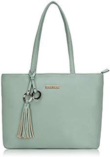 Caprese Women's Tote Bag (Dull Green)