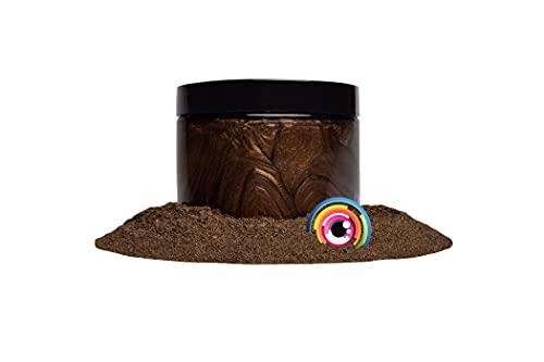 """Eye Candy Mica Powder Pigment """"Shinai Brown"""" (25g) Multipurpose..."""