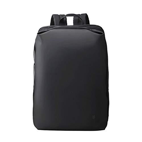 [ミレスト] リュックサック バックパック LAGOPUS ユニセックス ブラック(黒) 約14L+15インチPC収納スペース MLS508-BK