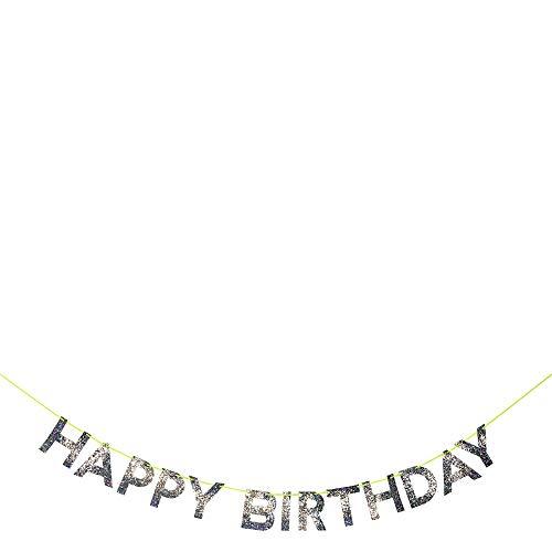 Meri Meri Happy Birthday Garland