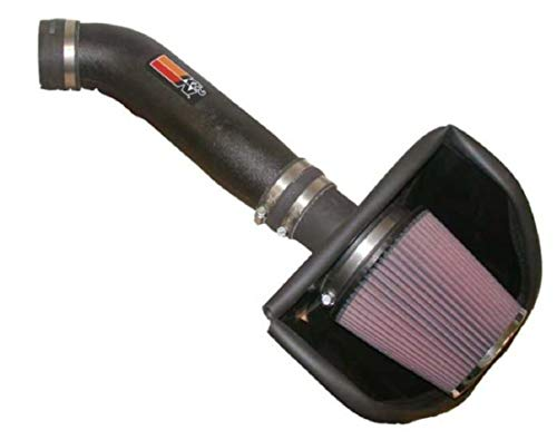 K&N Cold Air Intake Kit: High Performance, Guaranteed to Increase Horsepower: 50-State Legal: 2003-2006 Nissan 350Z, 3.5L V6,57-6013