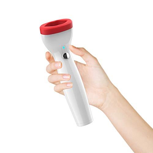 Automatisches Lip Plumper-Gerät, elektrischer Lippenvergrößerer Intelligent Deflated Designed -Gerät Schnelle größerung Ver größerungswerkzeug Tool USB Wiederaufladbarer Sexy Full Lip Plumper Enhancer