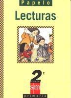 Lecturas. 2 Primaria. Papelo - 9788434849501