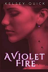 Cover of A Violet Fire