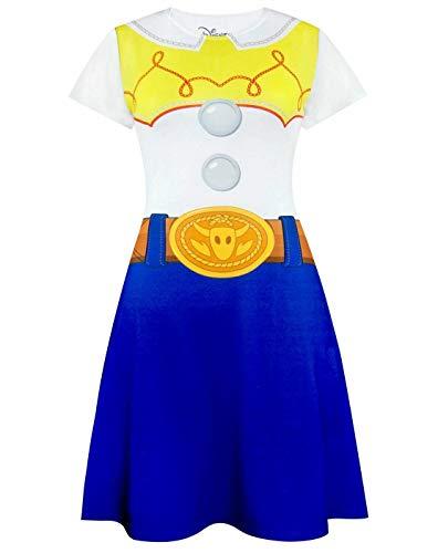 Disney Pixar Toy Story Dress Jessie Character Disfraz de Mujer para Mujer