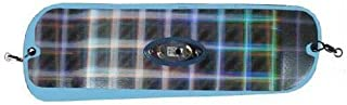 Pro Troll ProFlash Lighted Flashers (UV Plaid, 11 inch)