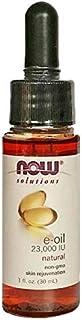 Now Foods Natural E Oil for Skin Rejuvenation (30ml)