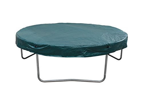 ZERO GRAVITY Ultima Trampoline Cover UV Resistant 180GSM Thick Material 6ft 8ft 10ft 12ft 14ft Will Fit Any Trampoline Protection From Weather and Debris (10ft, Trampoline Cover)