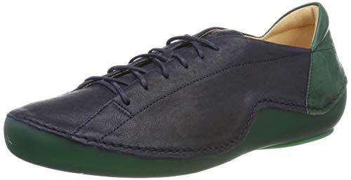 Think! Damen KAPSL_585062 Sneaker, Blau (Ocean/Kombi 82), 39 EU