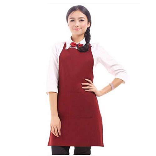 YLCJ Waitress Waitress – lawand restaurants voor mannen en vrouwen keuken werkkleding slepen B