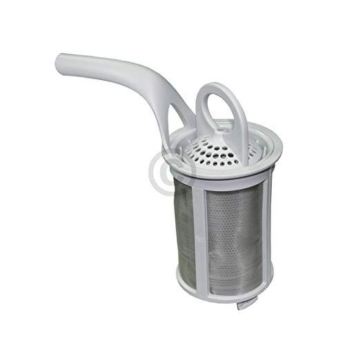 DL-pro Filtro Colino con manico adatto per AEG Electrolux Zanussi 50297774007 lavastoviglie