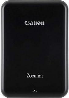 Canon Zoemini Photo Printer Black - PV-123