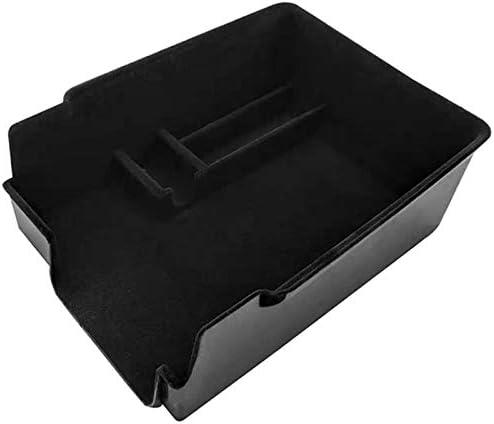 momok for Model 3 Model Y 2021 Car Central Armrest Storage Box Car Accessories Console Holder Glove Organizer