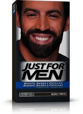 Just For Men Barba Negro
