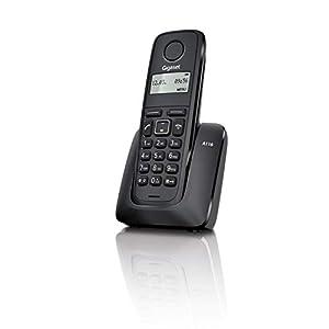 Daewoo DTD 1250 - Teléfono Fijo: Amazon.es: Electrónica