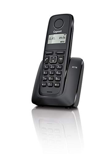Gigaset A116 - Teléfono Inalámbrico