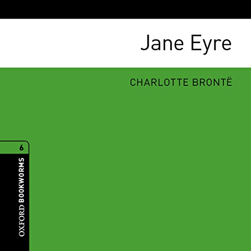 Jane Eyre (Adaptation) audiobook cover art