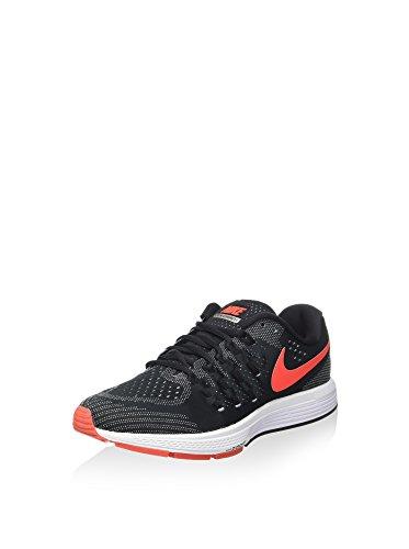 Nike Air Zoom Vomero 11, Scarpe da Trail Running Uomo, Nero/Rosso, 41 EU