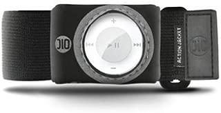 DLO Action Jacket Armband Case for iPod shuffle 2nd generation (Black)